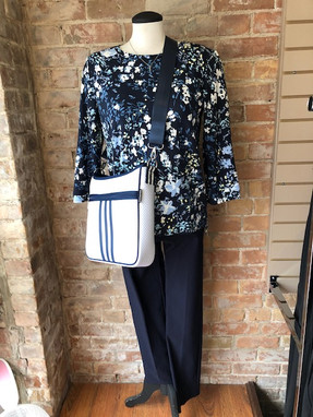 Tom Tailor top/Up!Pants/PreneLOVEpurse