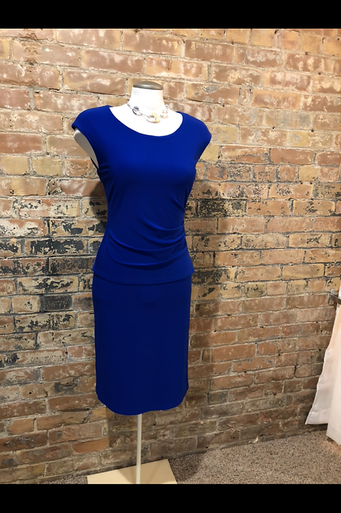 Joseph Ribkoff Royal Dress