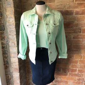 Tom Tailor Mint jacket/top/skirt