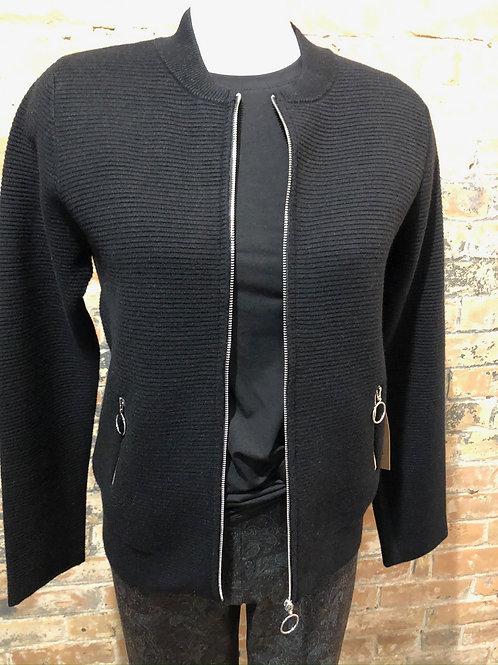 Point Zero Sweater Jacket