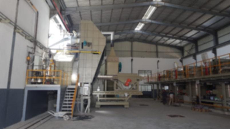 Fabcom, Algeria 2019_ Lead smelter view