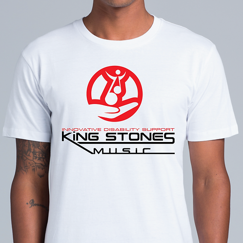KINGSTONES STAPLE TEE