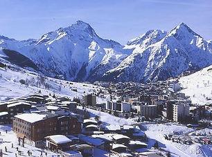 week end ski CSE 2 Alpes