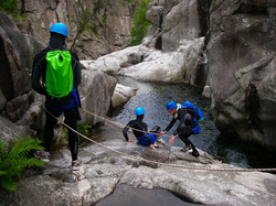 Séminaire Montagne Canyoning