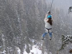 séminaire Alpe d'Huez: accro branche