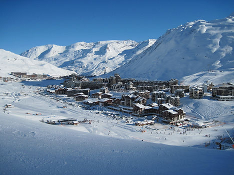 Partez pour un séminaire extrême à Tignes en Savoie