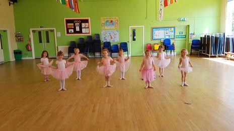 Luminous Dance Academy ballet class for children aged 4+