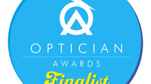 Village Opticians shortlisted for National Award