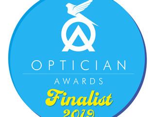 Village Opticians shortlisted for National Award