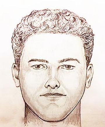 Delphi Suspect Sketch