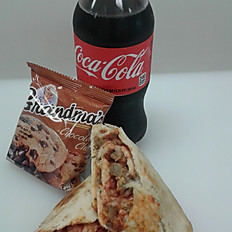 Lunch Wrap Special