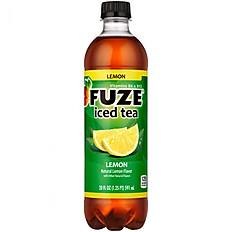 Fused Ice Tea w/ Lemon