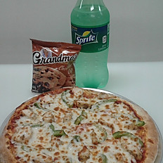 Lunch Pizza Special