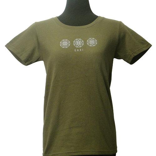 GARI Tシャツ Logo501S