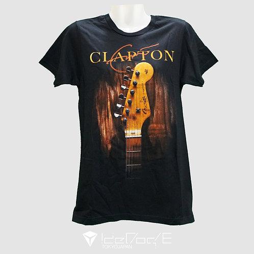 エリッククラプトン 来日記念Tシャツ