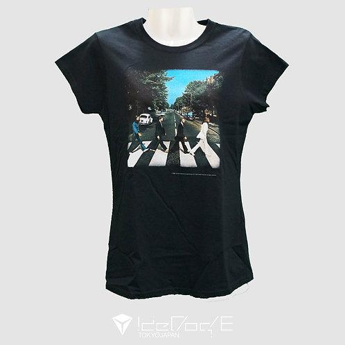 ビートルズ ABBEY ROAD Tシャツ