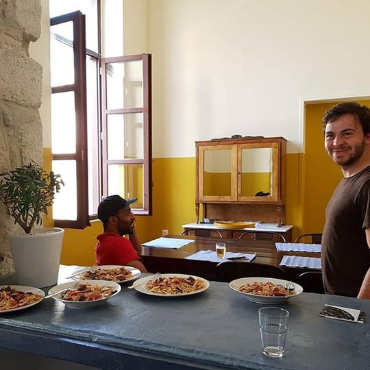 #hostelworld #hostellife  #food #crete #