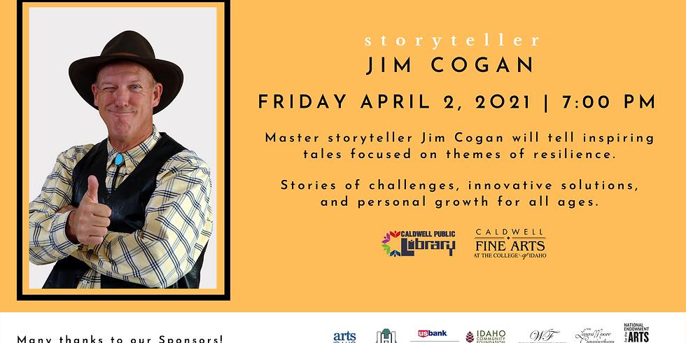 Jim Cogan: Building Resilience through Storytelling