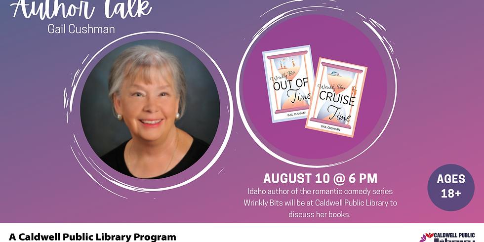 Author Talk: Gail Cushman