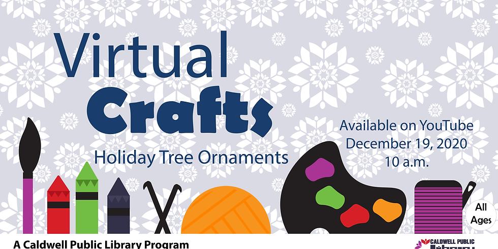 Virtual Crafts December 2020