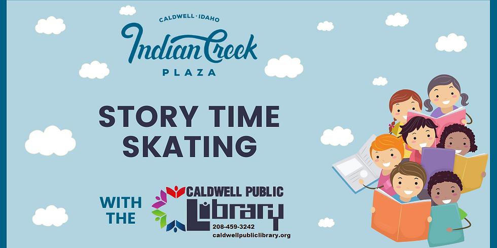 Story Time Skating at the Plaza