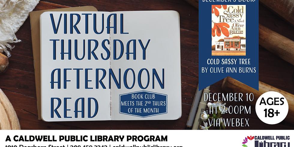 Virtual Thursday Afternoon Read December