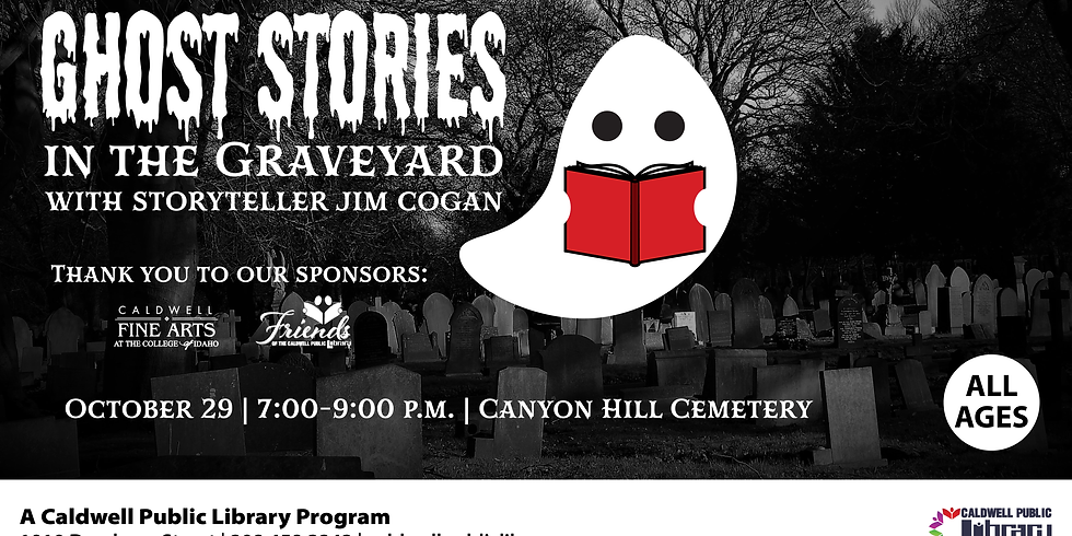 Ghost Stories in the Graveyard