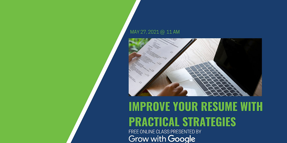 Improve Your Resume with Practical Strategies