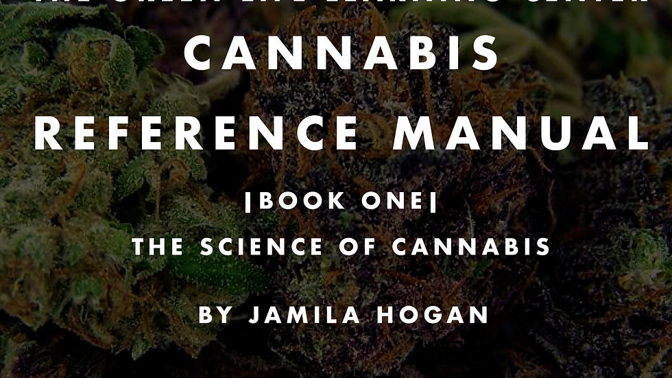 The Science of Cannabis, CRM Book 1