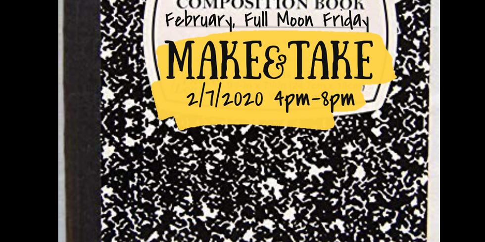 March Full Moon Make&Take