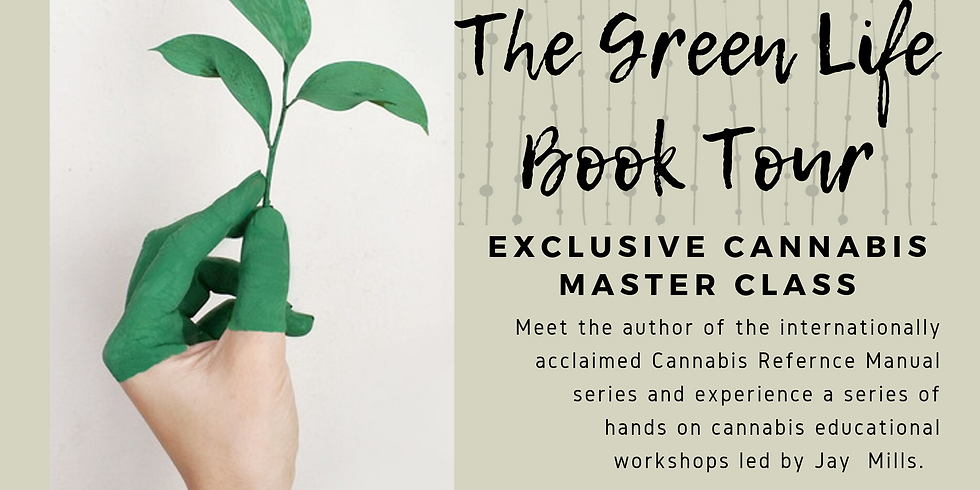 The Green Life Book Tour - Baltimore