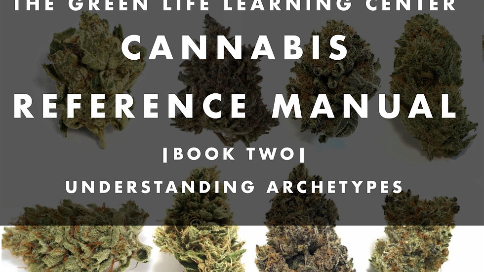Cannabis Reference Manual Book 1 & 2