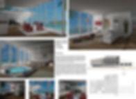 Мастерская Катерины Бачуриной, коллаж, дизайн интерьера коттеджи, загородные дома, визуализации