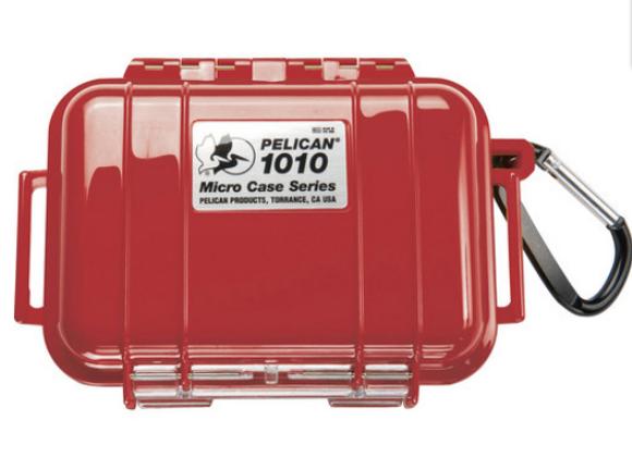 Caja Pelikan 1010 Rojo
