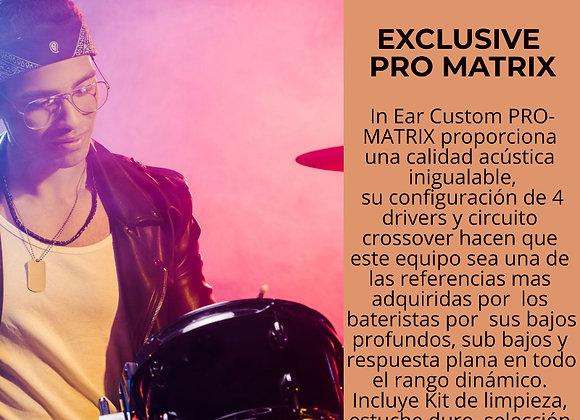 Exclusive Matrix