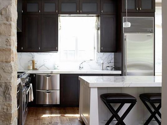 Актуальные идеи для дизайна маленьких кухонь