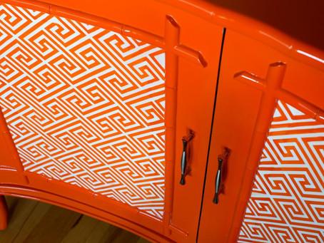Как преобразовать мебель с помощью красок