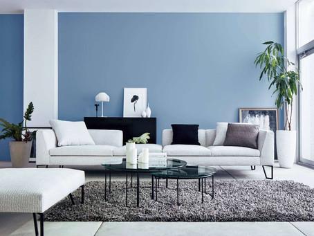 Синяя гостиная для расслабления сознания, тела и души