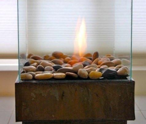 Декоративный камин своими руками