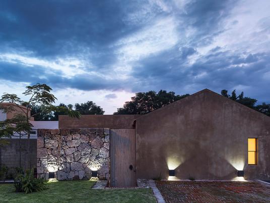 Frondas House от архитектурной мастерской MO+G
