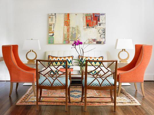 Настенное искусство – блестящий способ добавить цвет