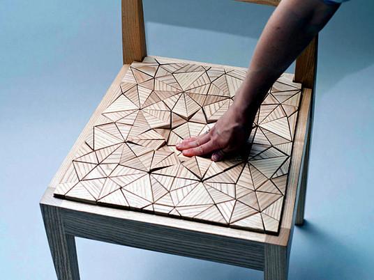Инновационный дизайн мебели - коллекция оригинальных кресел