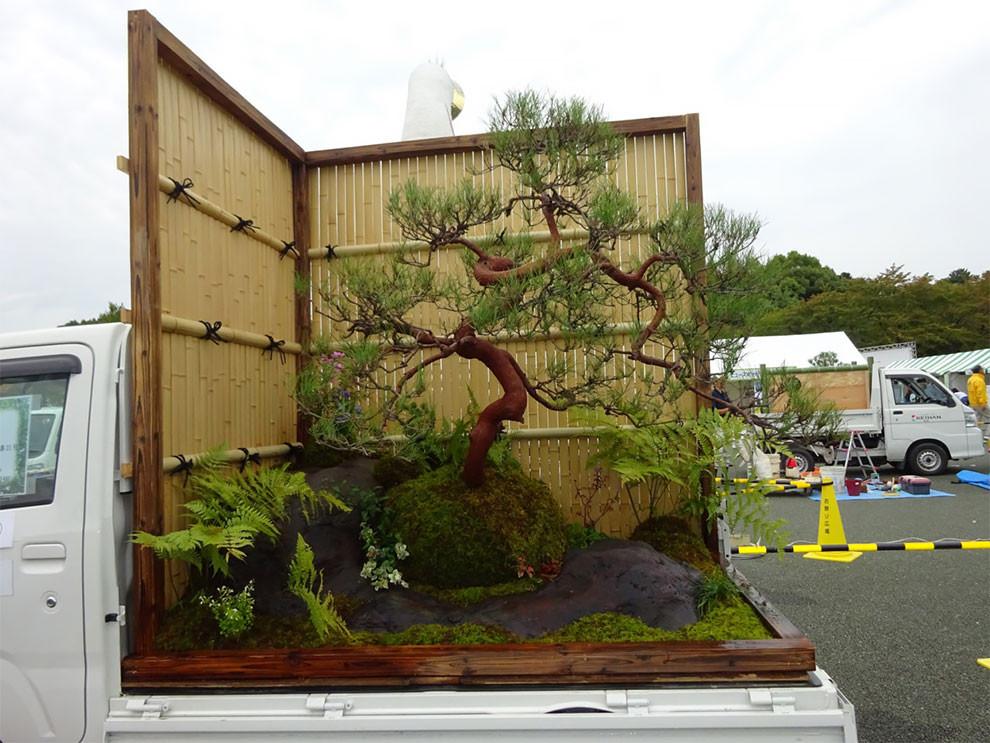 kei-truck-garden