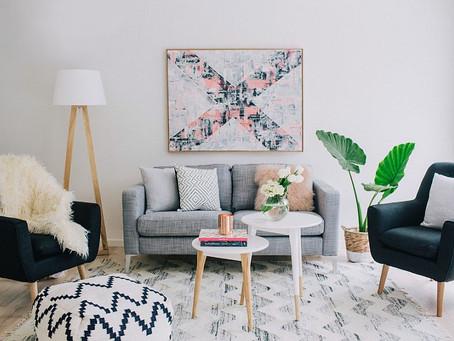 Уют, простота и красота: 50 шикарных скандинавских гостиных!