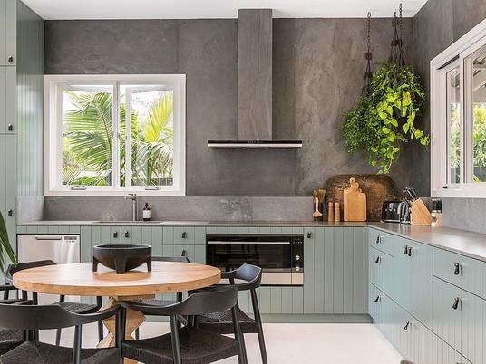 Самые горячие тенденции осени в дизайне кухни