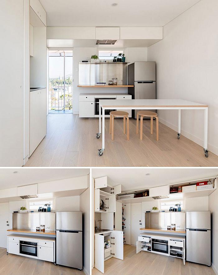 дизайн-маленькой-кухни