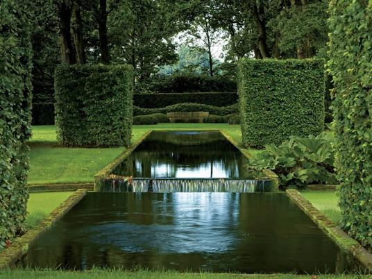Прекрасное и неожиданное возрождение сада миссис Бур