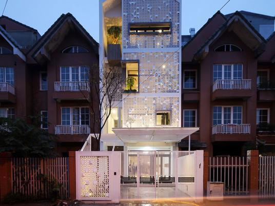 Преображение Cocoon House во Вьетнаме