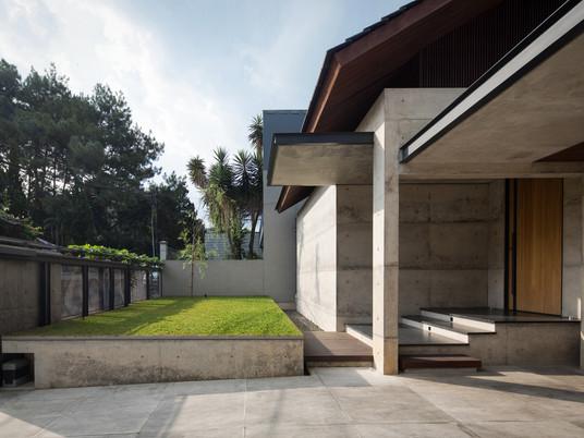 Светлый и воздушный Hikari House