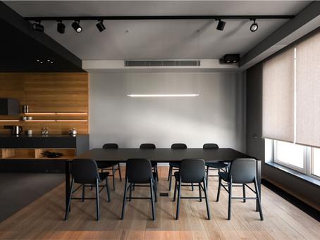 Минимализм в квартире от Igor Sirotov Architects